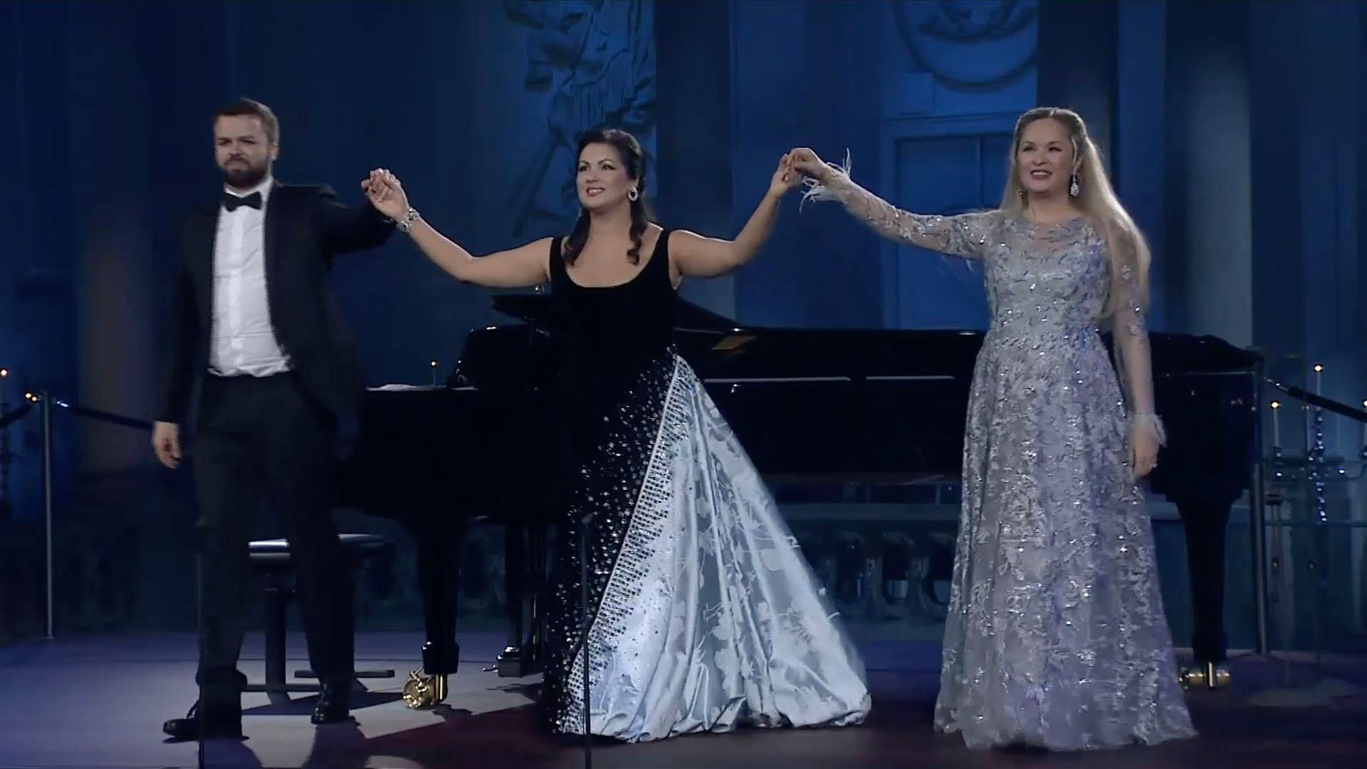 scene from Great Performances at the Met