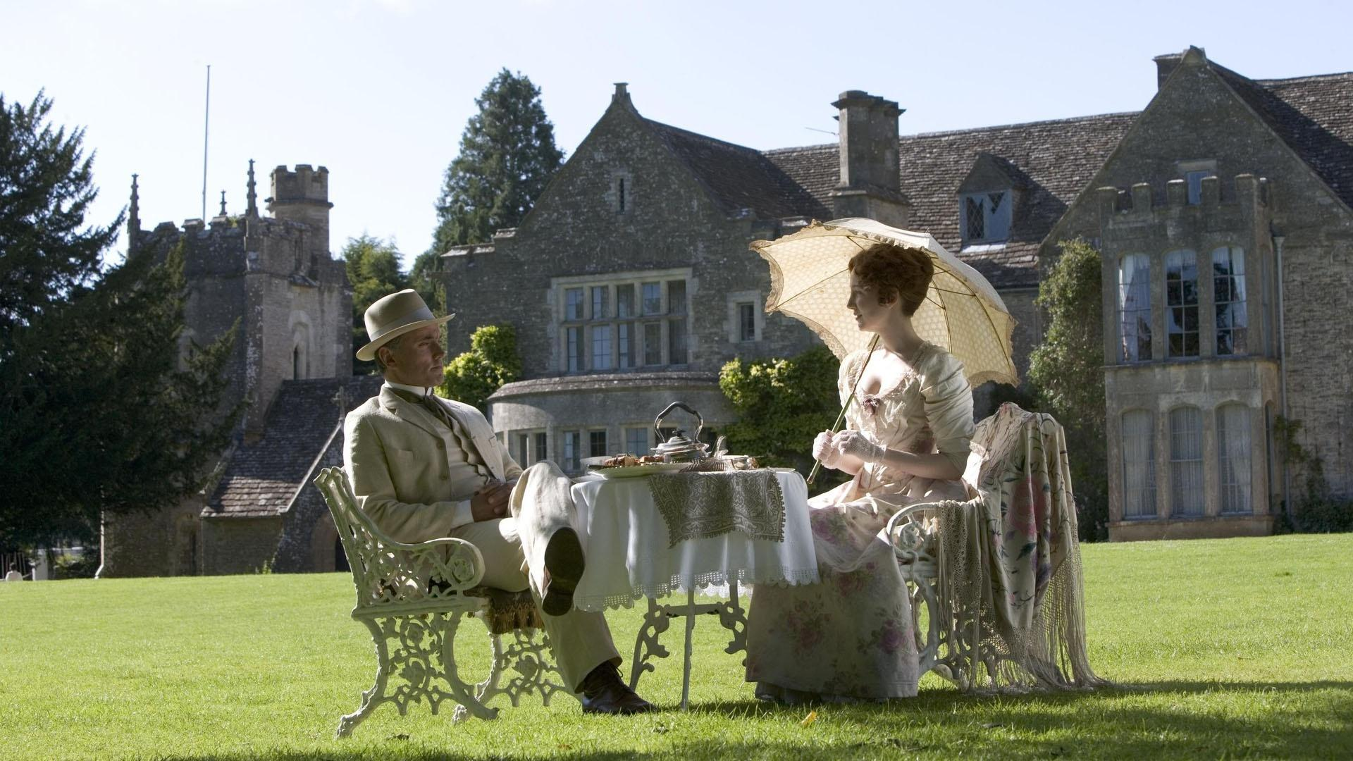 scene from Lark Rise to Candleford