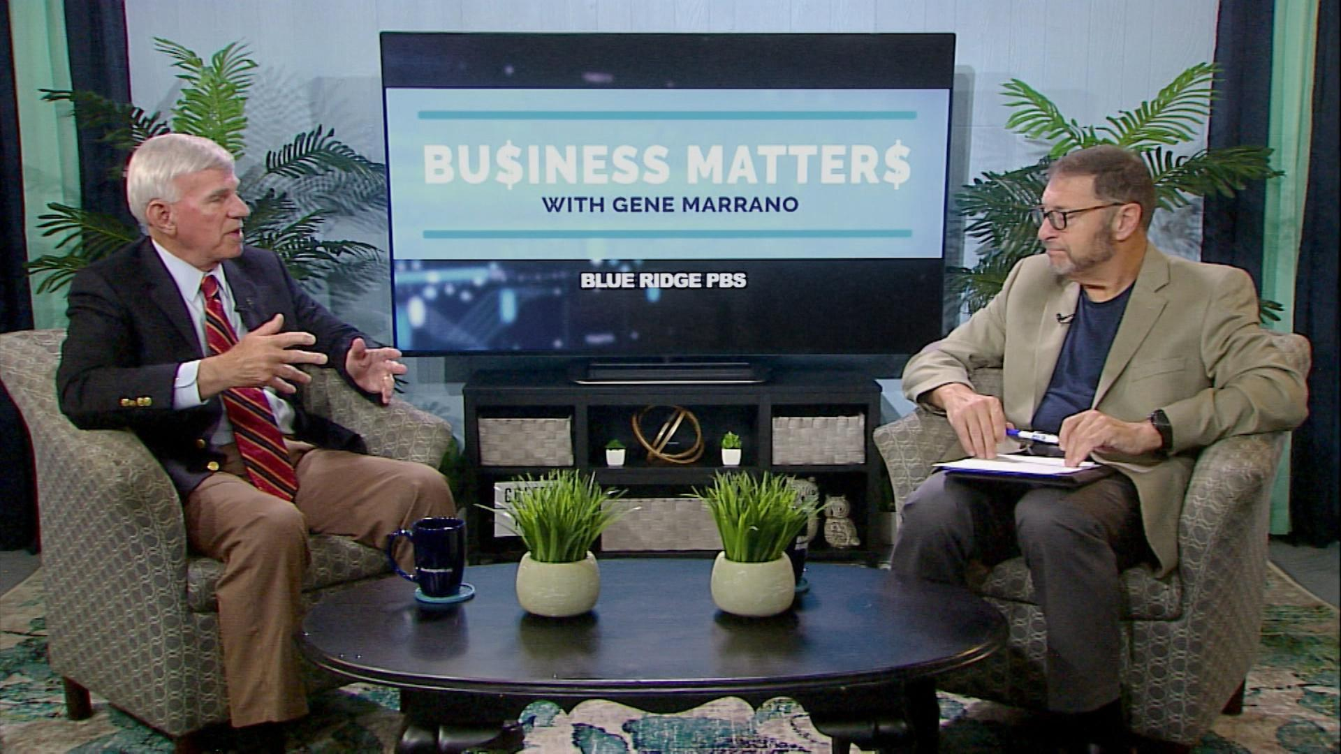 scene from Business Matters