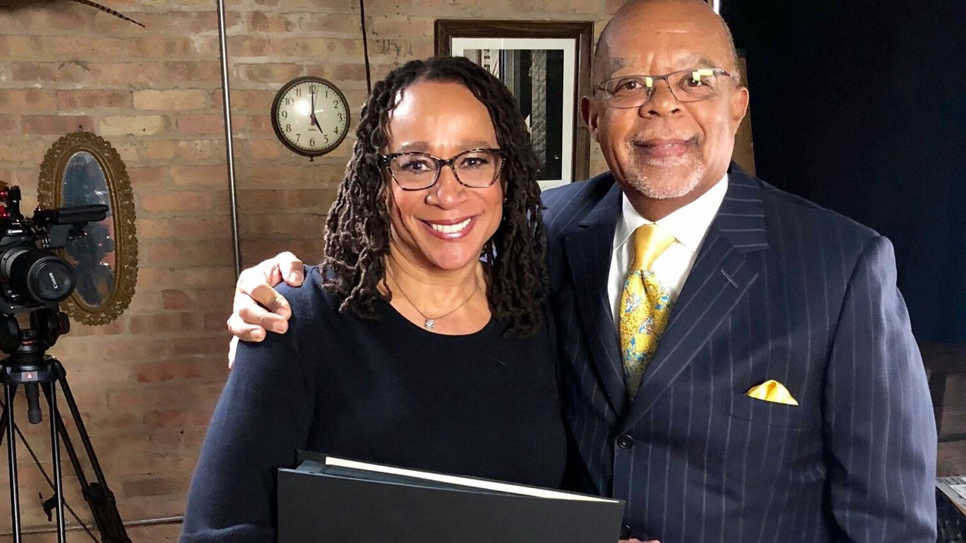 scene from Finding Your Roots