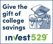 Give the gift of college savings - Invest 529