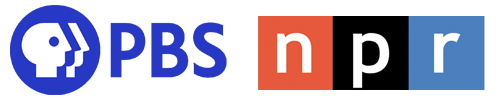 PBS and NPR logos