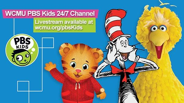PBS Kids 24/7 Channel graphic