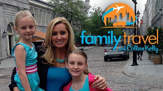 Family Travel with Colleen Keely