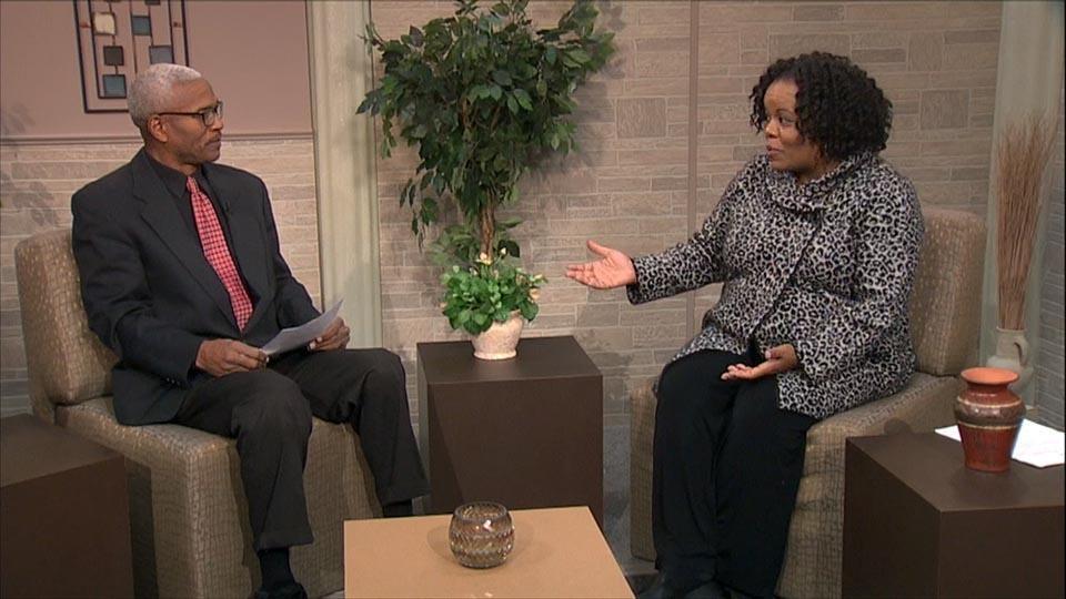 Host Darold Newton interviews Dawn Hinton.