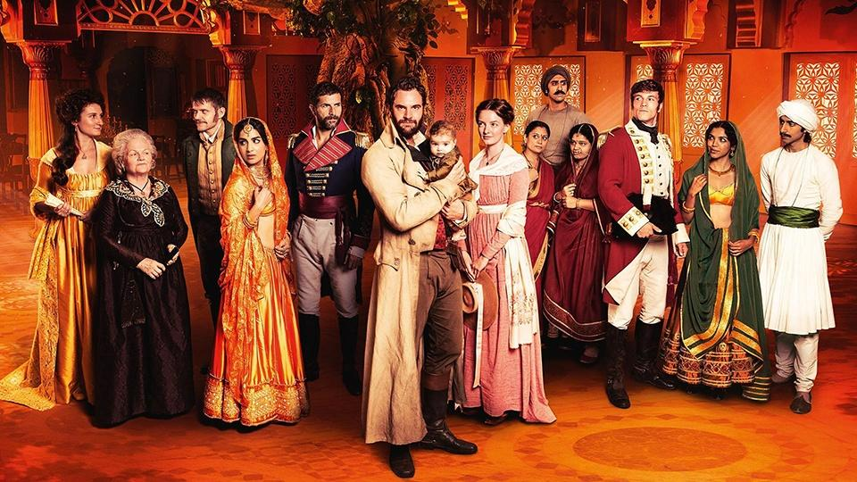 The cast of Beecham House on Masterpiece.