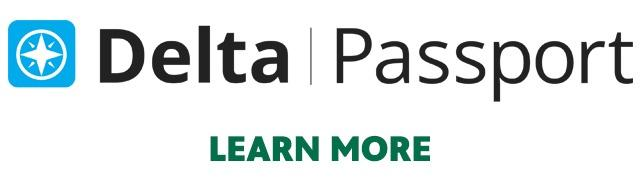 Delta Passport - Learn More