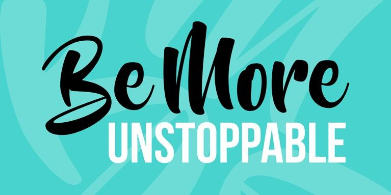 Be More Unstoppable Podcast