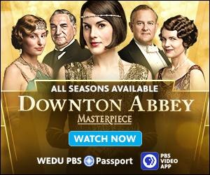 Downton Abbey on Passport