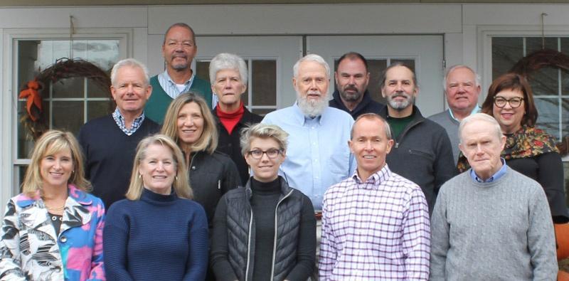 Photo of 2017 Board