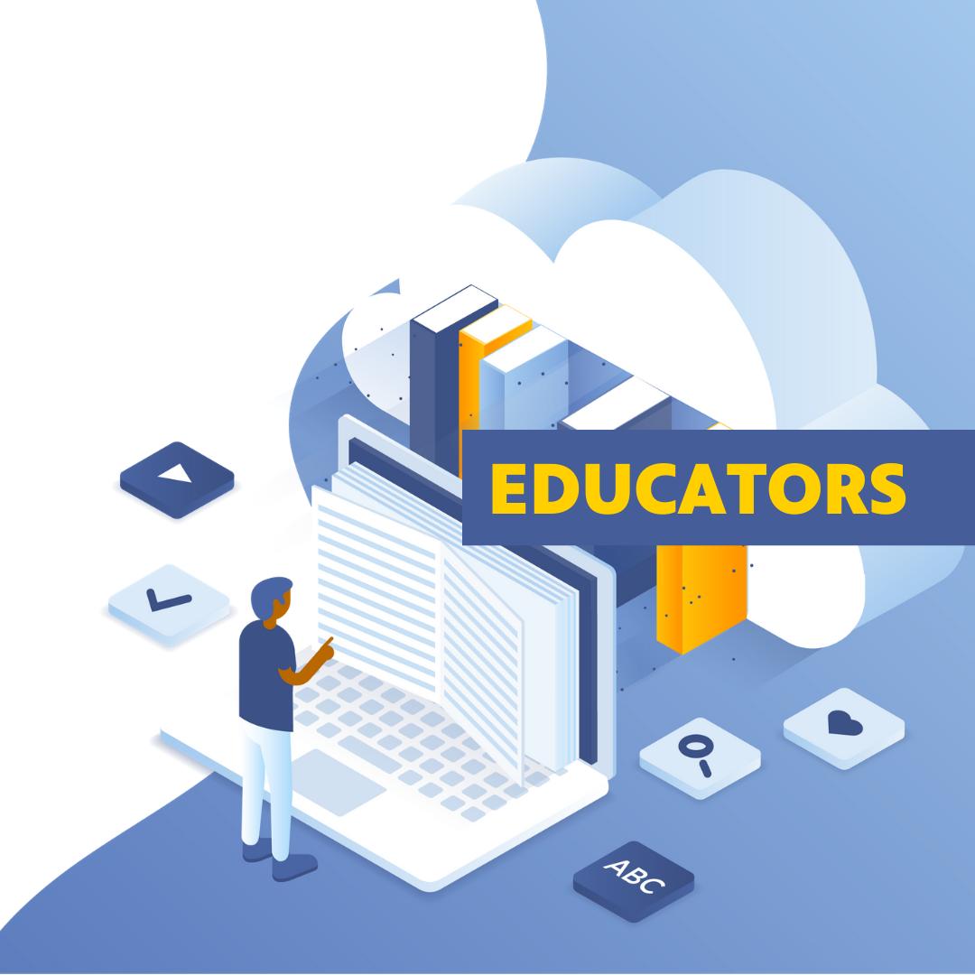 Educators button