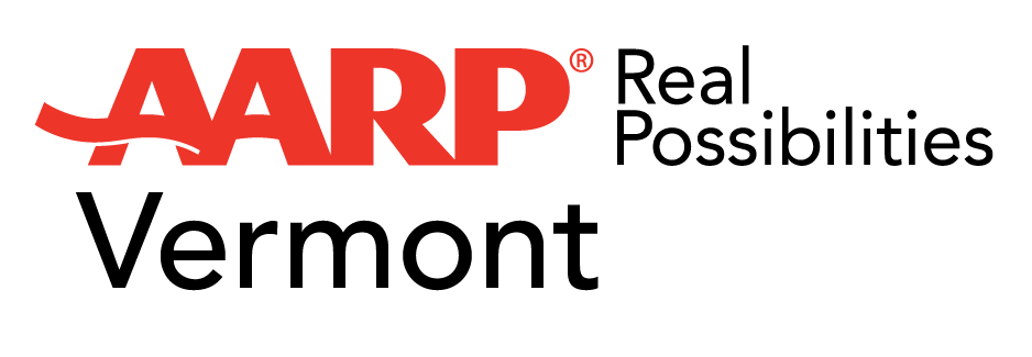 Logo for AARP Vermont
