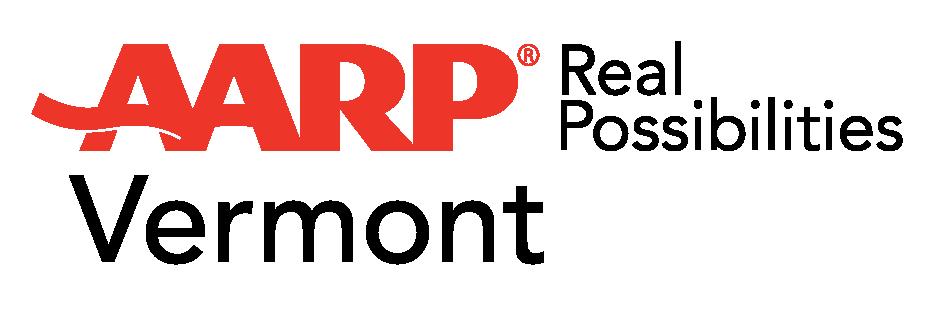 Logo for AARP Vermont