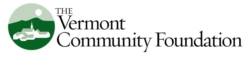 Logo of Vermont Community Foundation