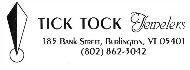 Tick Tock Jewelers logo