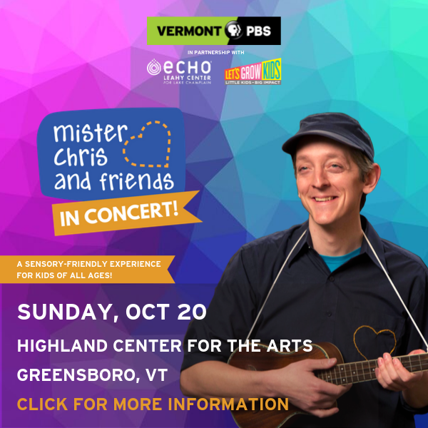 Mister Chris in Concert - Greensboro - Oct 20 - Click for details