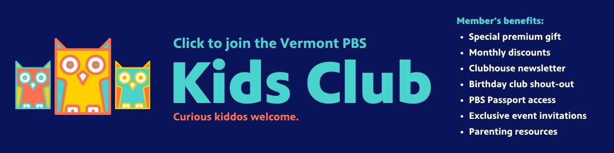 Join Kids' Club!
