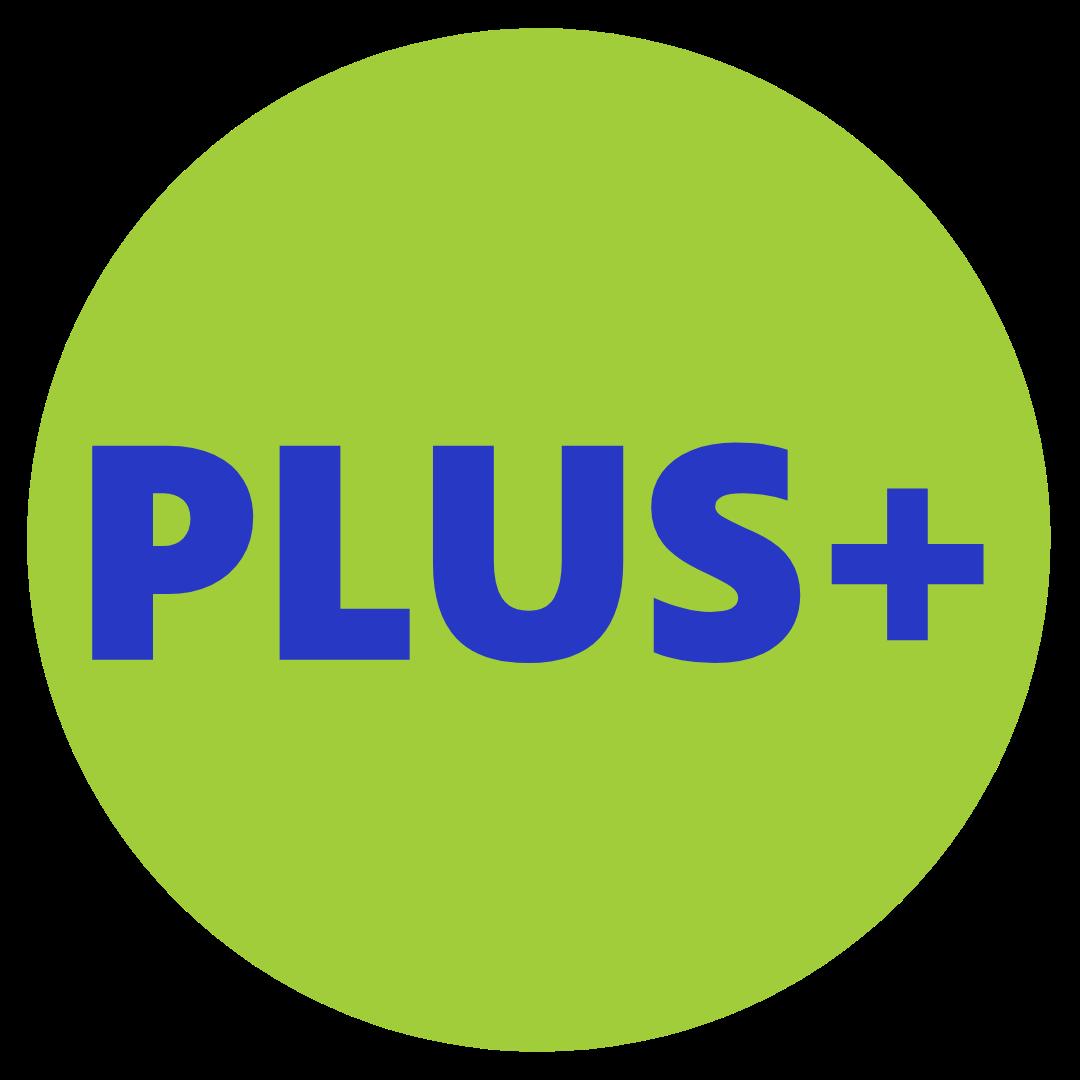 PLUS+ logo