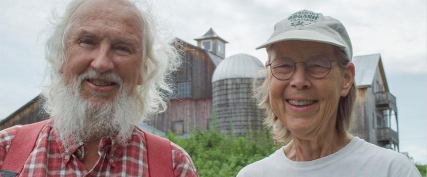 photo of Vermont couple