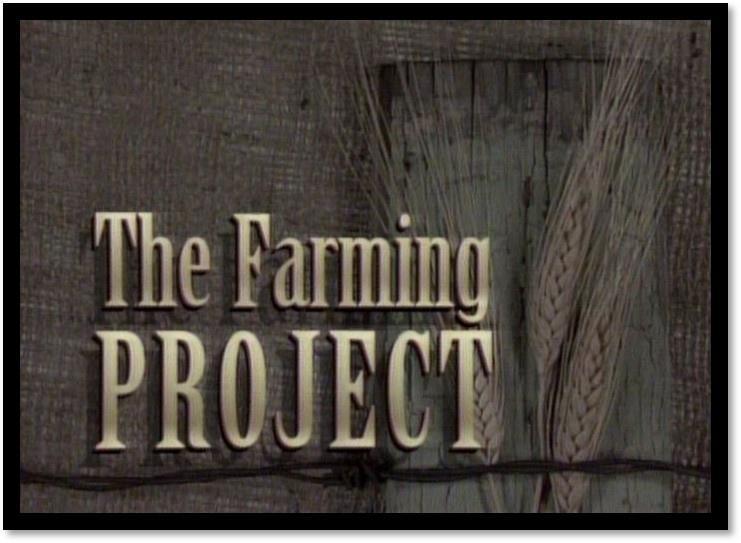 The Farming Project logo
