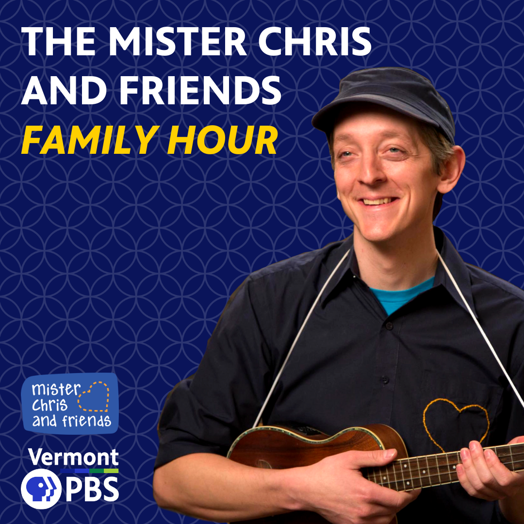 Mister Chris and Friends Family Hour
