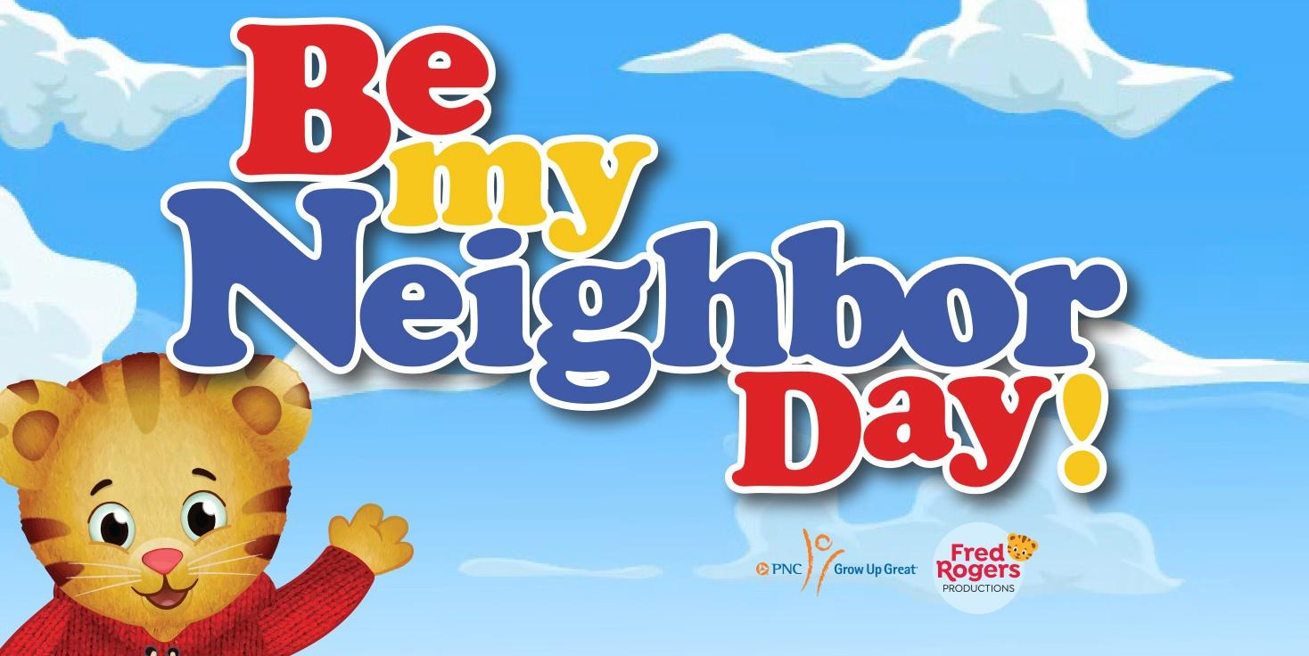 Daniel Tiger | Be my Neighbor day