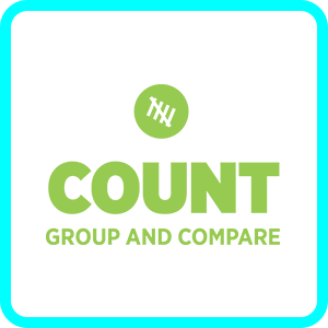 Count Group and Compare