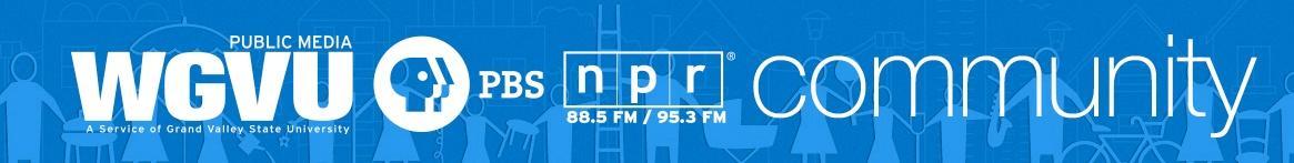 WGVU PBS NPR Community