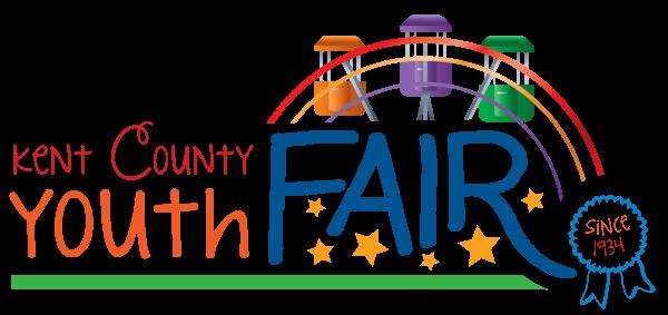 Kent county youth fair logo