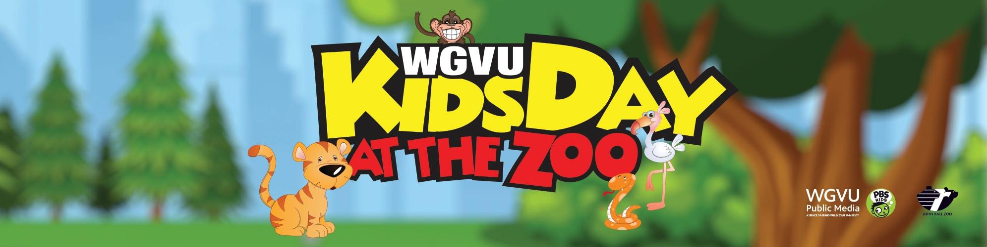 Kidsday at the zoo