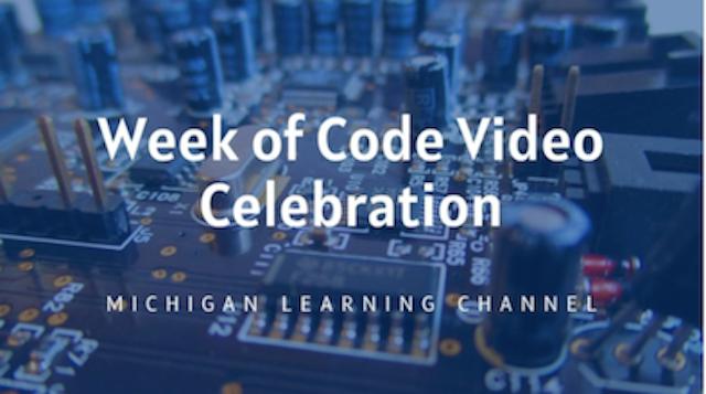 Week of Code Video Celebration