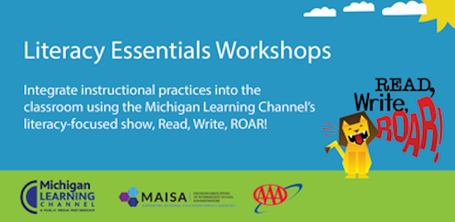 Michigan Learning Channel Literacy Essentials Professional Learning Workshop