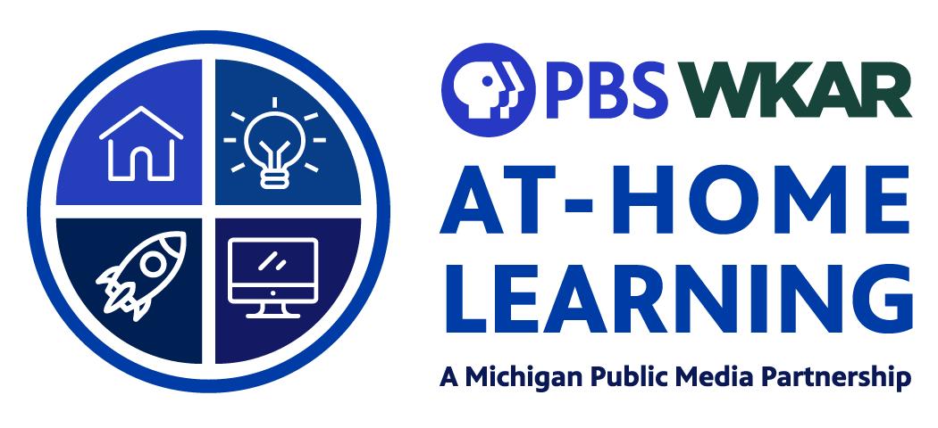 PBS WKAR At-Home Learning