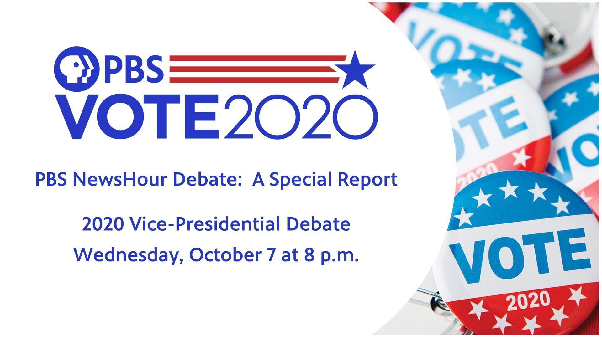 PBS NewsHour Debate: A Special Report