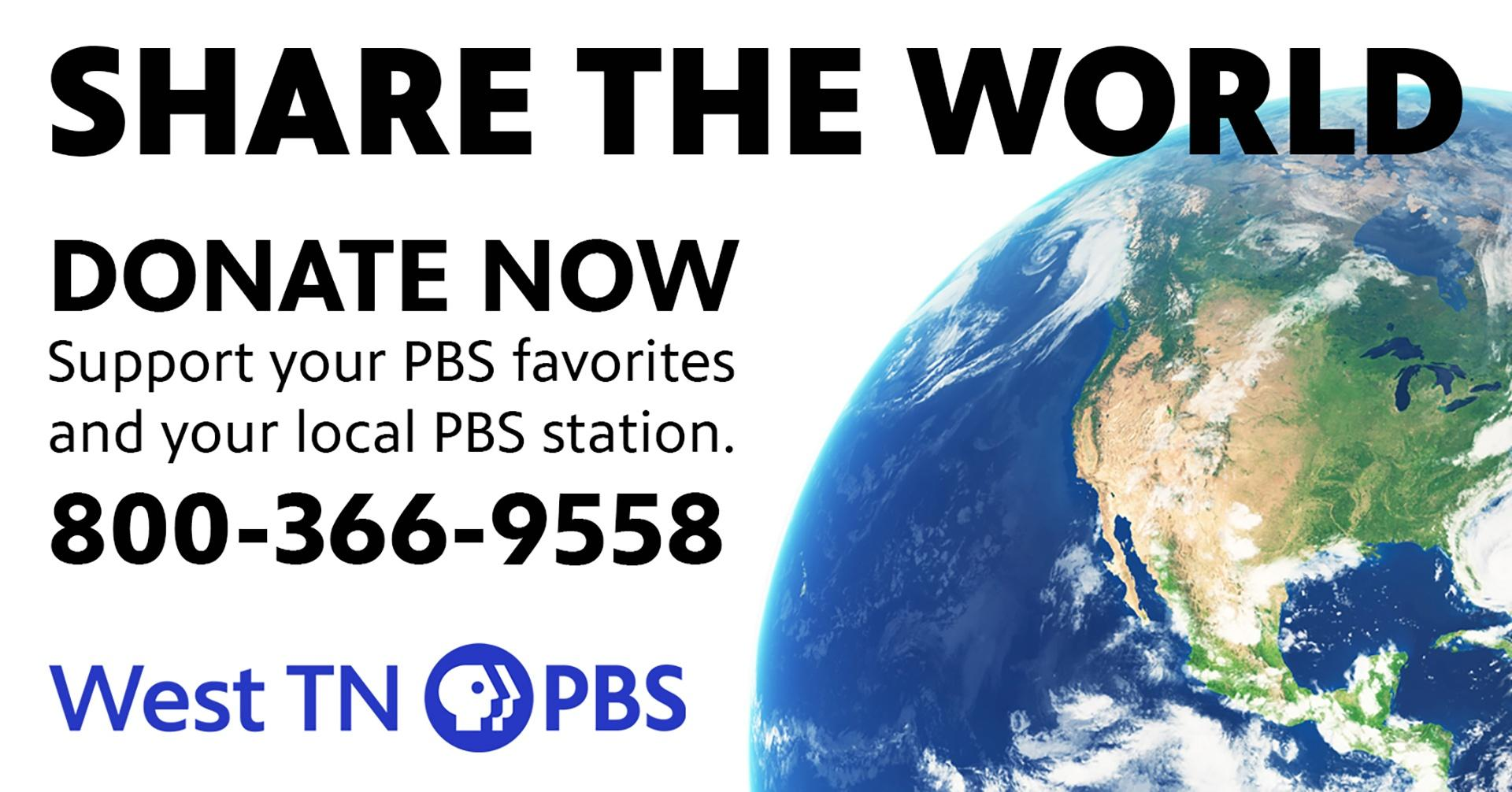 Support your local PBS station