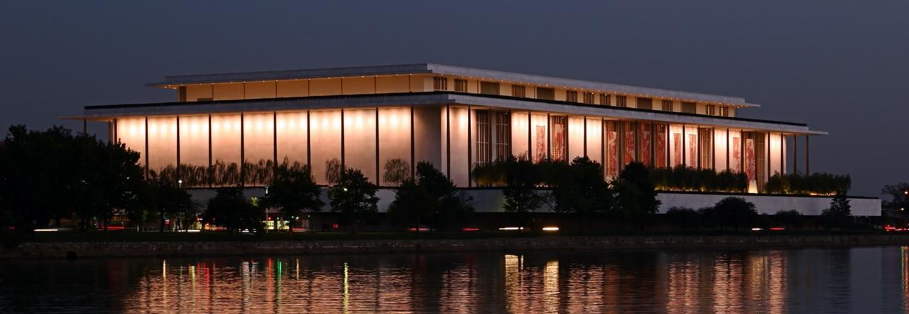 Kennedy Center at 50