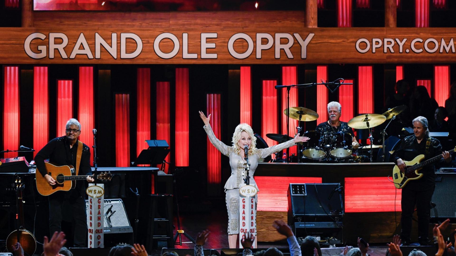 Dolly Parton & Friends