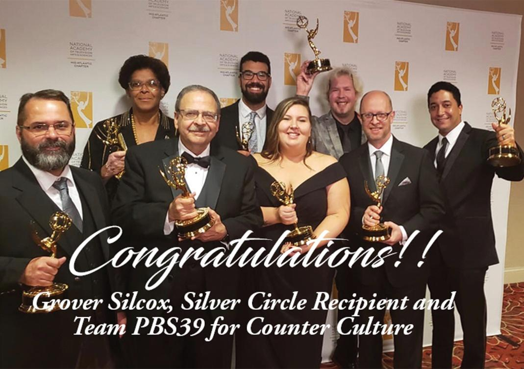 PBS39's 'Counter Culture' wins Mid-Atlantic Regional Emmy® Award