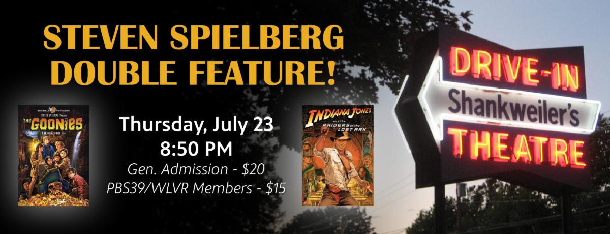 Steven Spielberg Double Feature