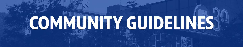 Lehigh Valley Public Media Community Guidelines