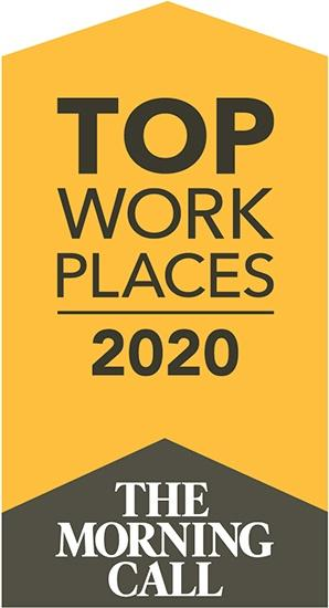 Top Workplaces 2020 - The Morning Call