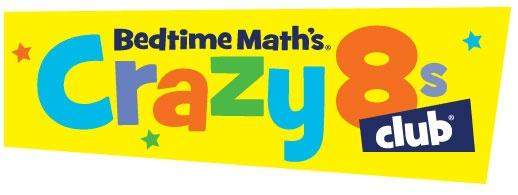 Bedtime Math's Crazy 8's club