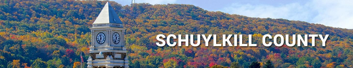 Schuylkill County news stories