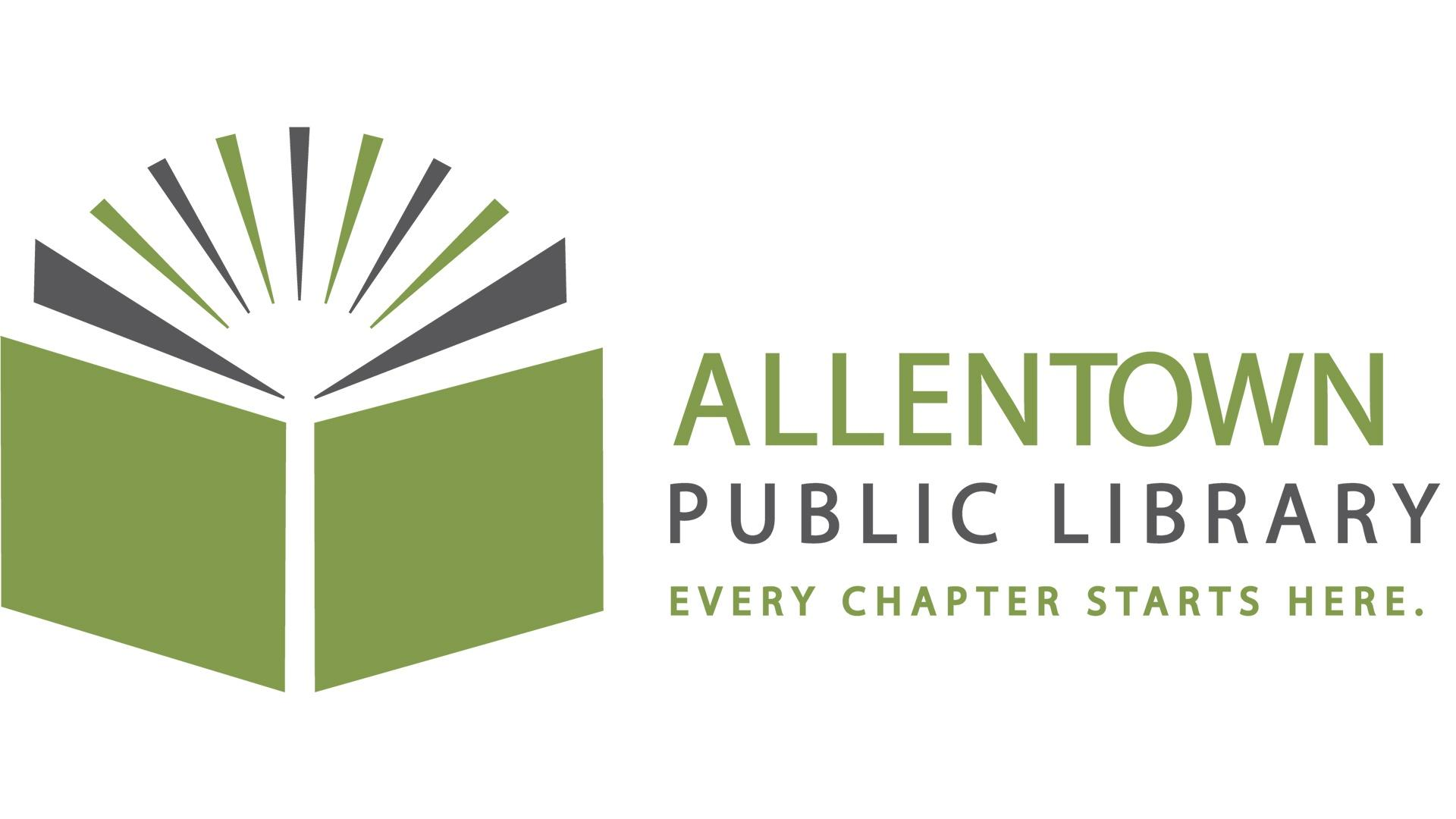 Allentown Public Library - Every chapter starts here