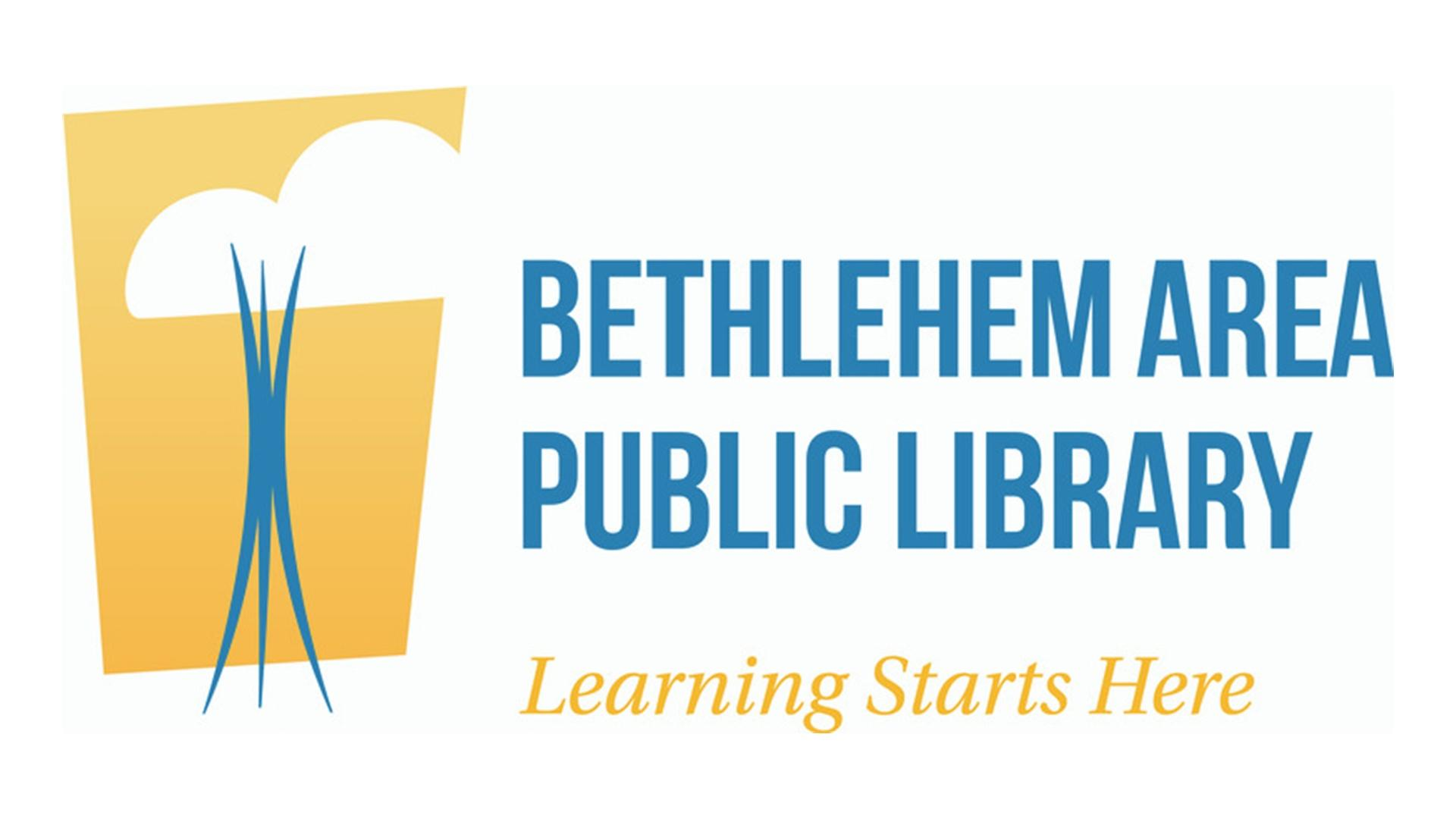 Bethlehem Area Public Library - Learning Starts Here