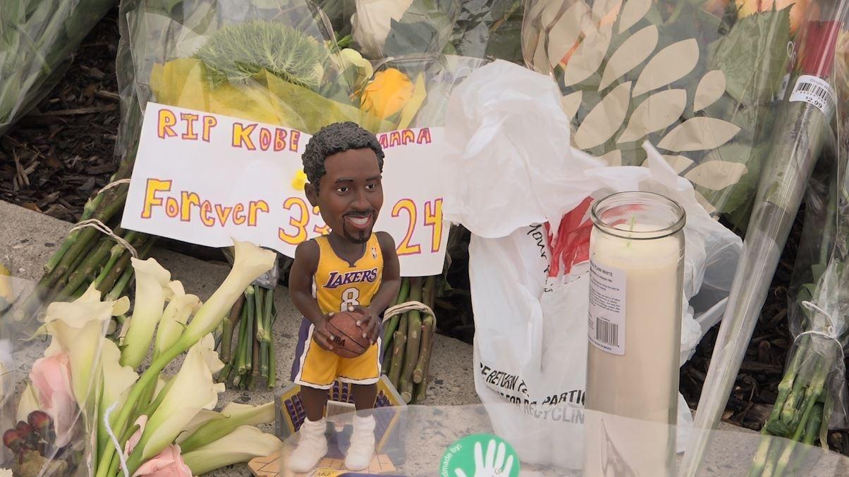 Memorial for Kobe Bryant