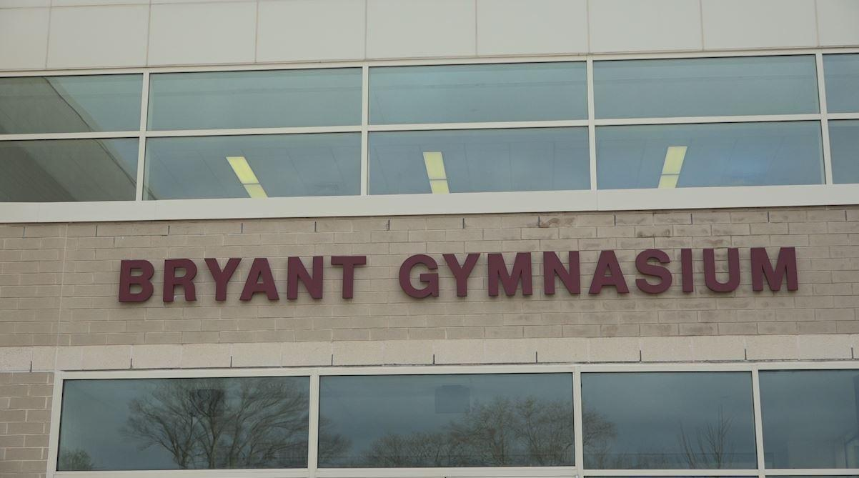 The Kobe Bryant Gymnasium at Lower Merion High School in Ardmore, Pennsylvania opened in 2010.