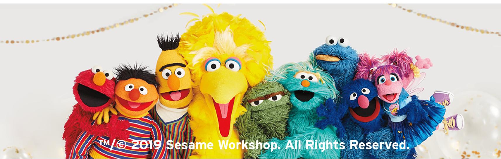 tm/Copyright Sesame Workshop. All Rights Reserved.