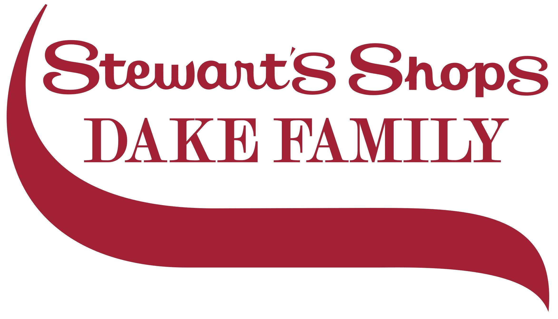 Stewart's Shops Dake Family logo