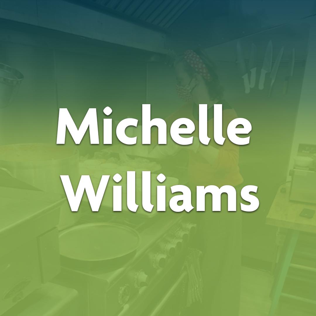 Extraordinary Neighbor Michelle Williams Name Profile Image